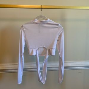Nasty Gal Cropped Top